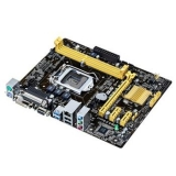 Плата MB Asus H81M-D-PLUS, s1150 H81, 2DDR3, DVI-VGA, 5X Protect