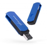 USB флеш 16Gb eXceleram 16GB P2 Series Blue/Black