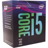 Процесор Intel Core i5-9400  6/6  2.9GHz 9M LGA1151 65W box