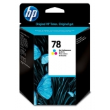 Картридж HP  № 78  C6578D  Color  (19мл)