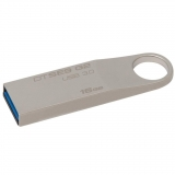 USB 3.0 флеш  16Gb Kingston  DTSE9 G2  Metal Silver