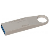 USB 3.0 флеш 32Gb Kingston  DTSE9 G2  Metal Silver