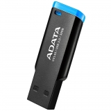 USB 3.0 флеш 32Gb ADATA  UV140  Black/Blue