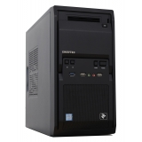 ПК 2E  Rational  Intel G5400/H310/4/1000/int/Win10H/CT-01B/500W