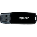 USB флеш 16Gb Apacer  AH322 Black