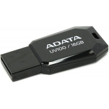 USB флеш 16Gb ADATA  UV100 Black