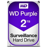Накопичувач HDD 2Tb  WD  WD20PURZ  Purple  3,5