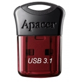 USB 3.1 флеш  32Gb Apacer  AH157  Red