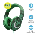 Навушники Trust  Sonin Kids Over-Ear Jungle Camo