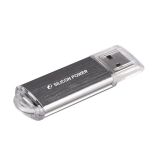 USB флеш   8Gb Silicon Power  Ultima II I-Series  Silver