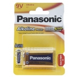 Батарейка Panasonic  Alkaline Power  6LR61 (Крона)
