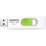 USB 3.1 флеш 16Gb ADATA  UV320  White/Green