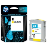 Картридж HP  № 11  C4838A  Yellow
