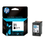 Картридж HP  № 21  C9351AE  Black