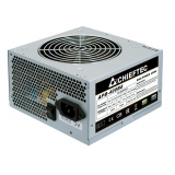 Блок живлення  400W Chieftec Value  APB-400B8, 12cm fan, a/PFC,24+4,2xPeripheral,1xFDD,3xSATA,1xPCIe