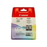 Картридж Canon CL-511 /PG-510  Multi Pack