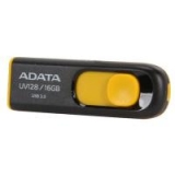 USB 3.1 флеш  16Gb ADATA  UV128  Black-yellow